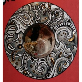 Зеркало в мозаичной технике-3 Chipollo