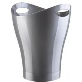Корзина Garbino серебро 4305 HOME Design