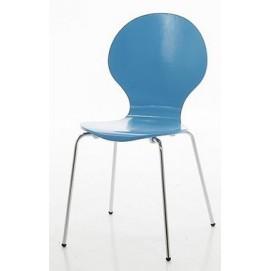 Стул Ant Form голубой (F01209) HOME Design