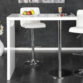 Стол барный Z15047 белый Invicta