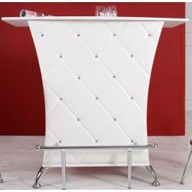 Барная стойка белая 120 ссм Z23085 HOME Design