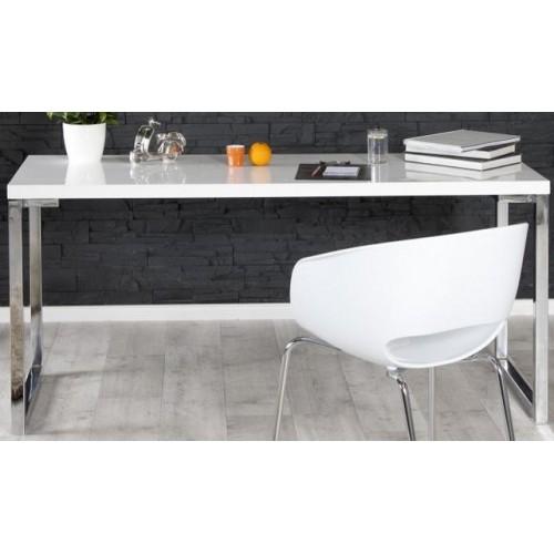Стол рабочий Pollio белый 160x60cm (Z21142) Invicta
