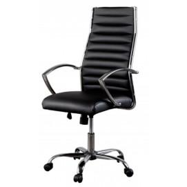 Кресло офисное черное Deal (Z11062) Invicta