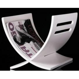 Газетница News белая HOME Design