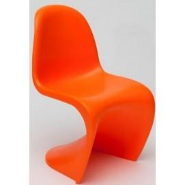 Стул детский Panton inspired Kid Pomarańczowe 2721 оранжевый HOME Design