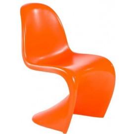 Стул Panton (Panton7) 2518 оранжевый HOME Design