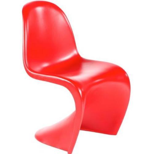 Стул Panton red (Panton4) 2515 красный HOME Design