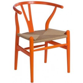 Стул Wicker Color красный 4265 HOME Design