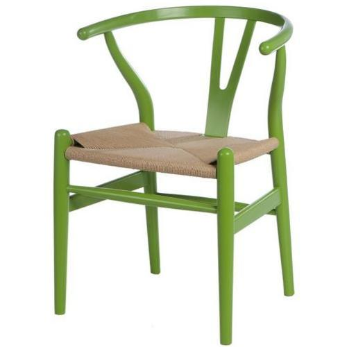 Стул Wicker Color зеленый 4266 HOME Design