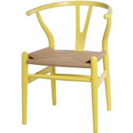 Стул Wicker Color желтый 4267 HOME Design