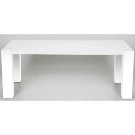 Стол обеденный  Alaska Grande 180 HOME Design F00250 белый