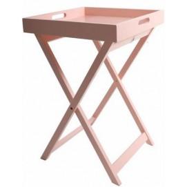 Стол уличный Paris розовый (D133002) Dyyk