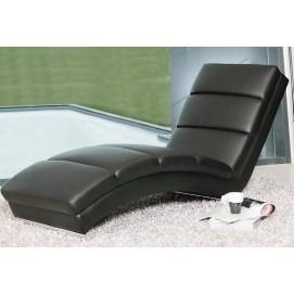Лежак Emotion Black HOME Design 2679 HOME Design черный