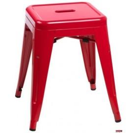 Табурет Tolix красный HOME Design