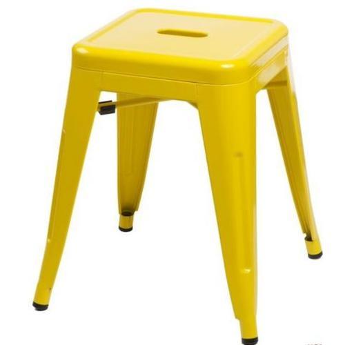 Табурет Tolix желтый HOME Design