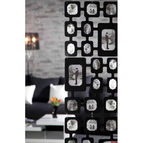 Ширма навесная Memories черная 165cm (Z17965) HOME Design