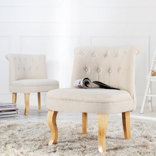 Кресло Butique бежевое 75cm (Z35341) Invicta