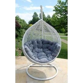 Кресло подвесное Cocoon 3095 Home Design белое