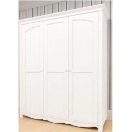 Шкаф 3х створчатый Канон белый