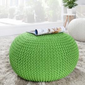 Пуф Ball 50cm (Z23105) Invicta зеленый