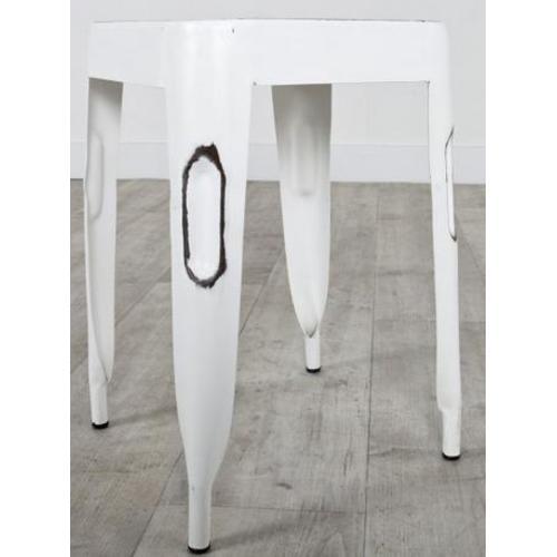 Табурет Tolix 45cm (Z23155) Home Design белый