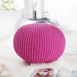Пуф Ball 50cm (Z23107) Invicta розовый