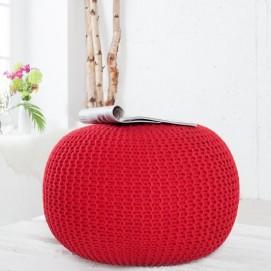 Пуф Ball 50cm (Z35089) Invicta красный