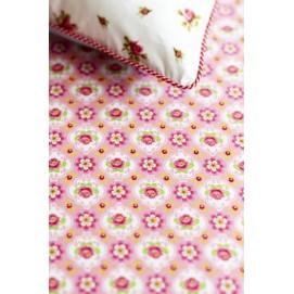 Простынь Blossom Rose 90x200 pink