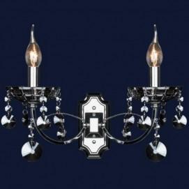 Бра 702W1315-2 черный хром Levada