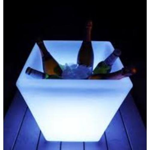 Ведро для льда и бутылок lit ice bucket 40*40  см