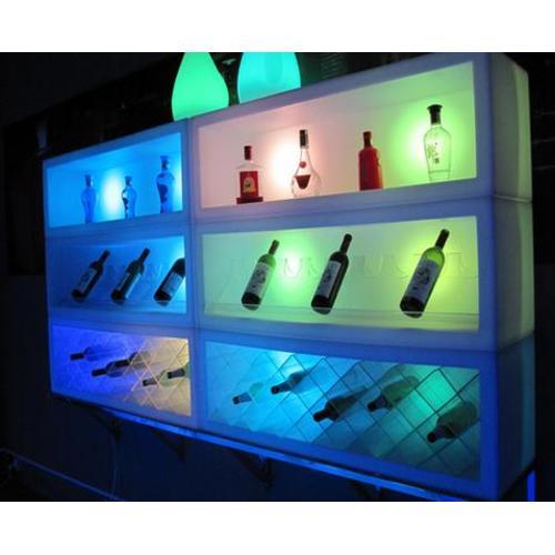 Витрина винная lit wine cabinet 120*40*40