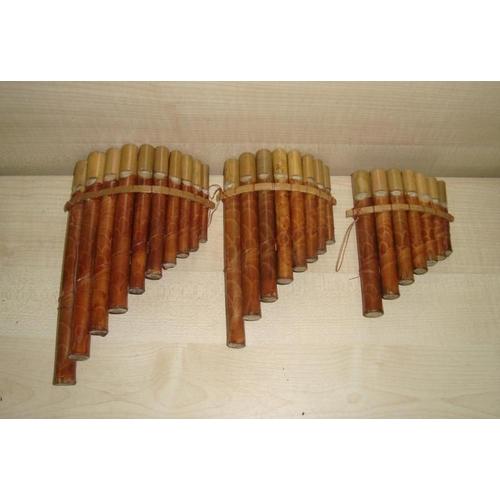 Флейта перуанская средняя 15135/2