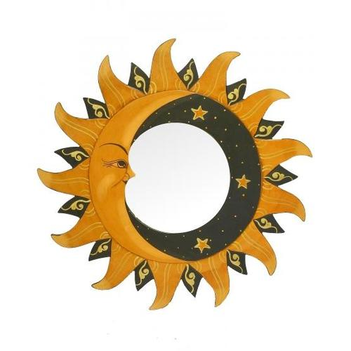 Солнышко с месяцем и звездами (си-58)