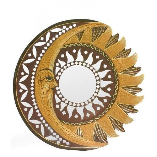 Солнышко с месяцем и зеркалом (си-31)