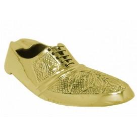 Пепельница латунная в виде мужского туфля (пл-174)