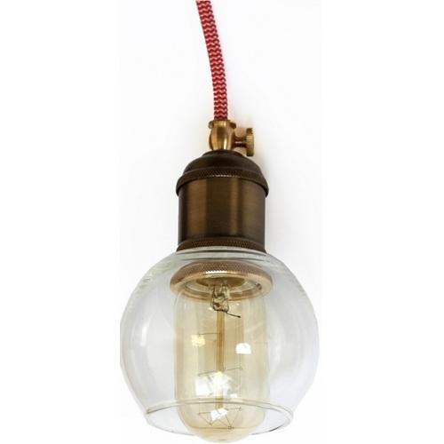 Лампа подвесная 416 PikArt прозрачная