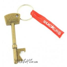 Брелок открывашка для пива в в виде ключа
