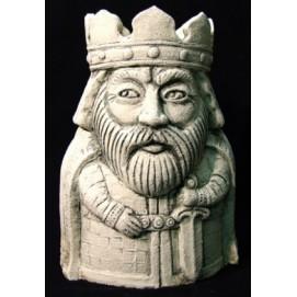 Скульптура Король S040 Керамус