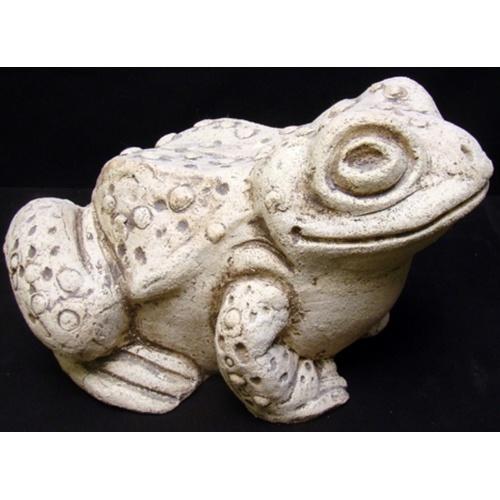 Скульптура Лягушка S002 Керамус