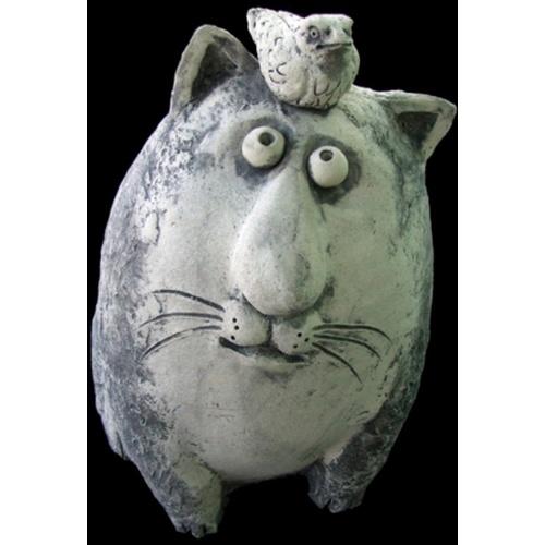 Скульптура Кот Большой S014 Керамус