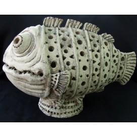 Скульптура Рыба S012 Керамус