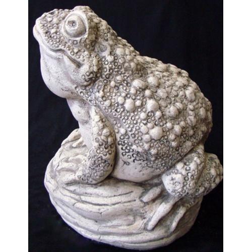 Скульптура Жаба S001 Керамус