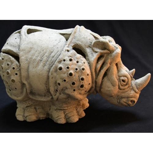 Скульптура Носоргог S007 Керамус