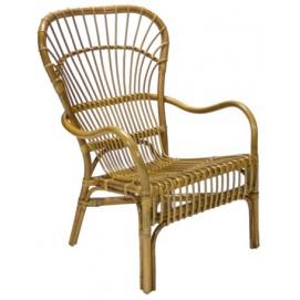 Кресло SURYA, 79x64xH99см коричневый 21113 Evelek
