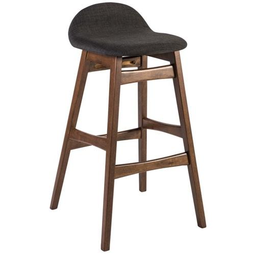Барный стул BLOOM 47x51xH86см 20913 Evelek черный