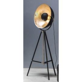 Светильник напольный MOVIE 60x60xH166см, металл, чёрный 31155 Evelek