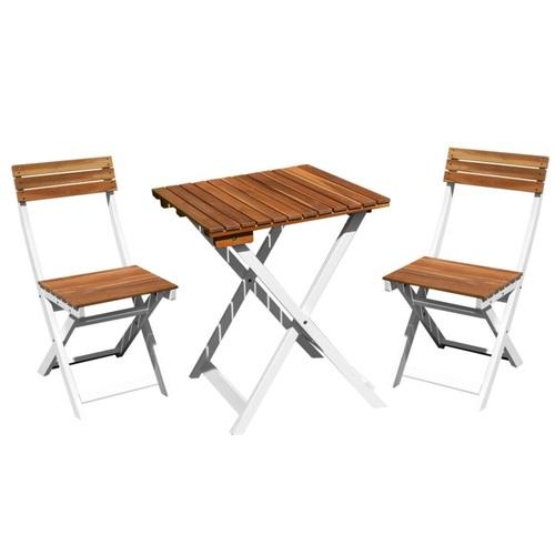 Комплект DUO стол и два стyла 13292 Evelek