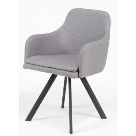 Кресло 4481 / 57S серое Zijlstra