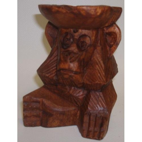 Пепельница обезьяна 20039