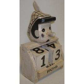 Календарь пинокио 20041